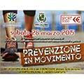 La locandina Prevenzione in movimento