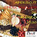 Speak English - Aperitivo in lingua a San Lazzaro di Savena