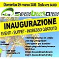 Inaugurazione SBA Foot Volley, Beach Tennis e Beach Volley