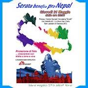 Serata Benefica pro Medici Senza Frontiere che operano in Nepal